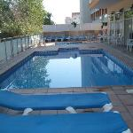 Hotel Catalonia    Pool