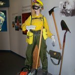Aerial Fire Depot and Smokejumper Center Photo