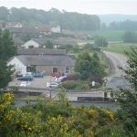 view of inn