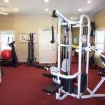 Amazing work out room