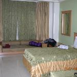 double room--very clean and modern