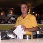 Billy - head barman