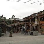 Shops at El Calafate...