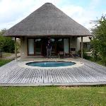 Luxury Thatched Suite