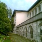 Building- Vila Bled