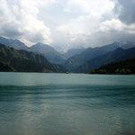 Tianshan Tianchi Lake