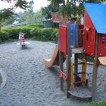 Kids playground at the Addis Sheraton