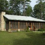 Cabin 7 (other under sprawling oaks)