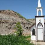 Drumheller's Little Church