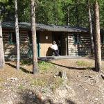 Our Colter cabin