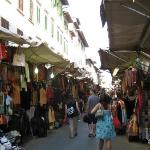 one of the many leather markets