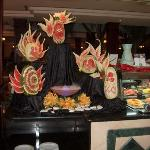 décor des buffets