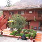 Quinta Patawasi courtyard