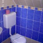 Sanitized bathroom