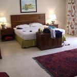Junior Suite bedroom