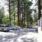 Americana Drive & Parking