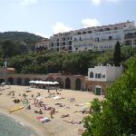 hotel mediterrani overlooking  the cove,