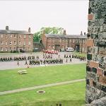 Inner Court, Carlisle Castle - Do You Ken John Peel?