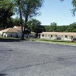 Rocky River Motel's Newest Wing