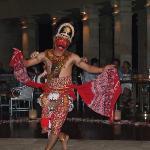 Dancer in Jiwo