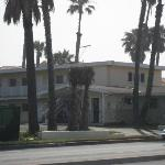 Sun n Sands Motel taken from across the street