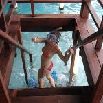 lo mejor de todo el snorkel!
