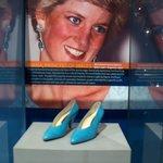 Princess Diana's Shoes