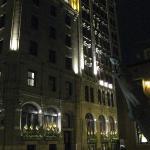 Dominion 1912 at night