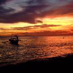 Sunset @ Balai