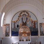 Kirche Steinhof - altar