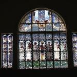 Kirche Steinhof - window