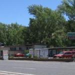 The Golden Hills Motel in Mt. Carmel, Utah