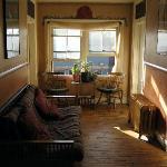 Hallway, upstairs