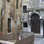 Exterior of Casa sul canale