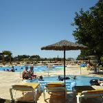 The Pool Area - Daytime
