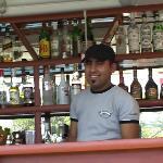 T Jay the barman
