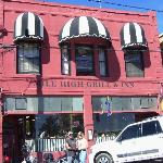 The Mile High Grill & Inn