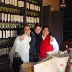 Finca Narbona, with Sandra and Patricia