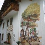 Hotel Sissi entrance