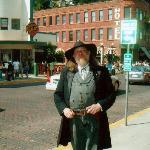Mainstreet Character