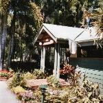 Reception, Colonial Village YHA, Hervey Bay