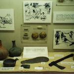 Reelfoot museum items