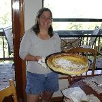 Karen's German pancake