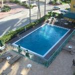 Pool from 5th floor