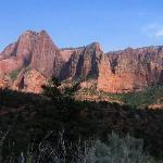 Zion National Park Kolub Canyons @Exit 40
