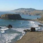 Pacific Ocean near Goat Rock