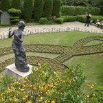 Landscaped garden at Teresa Teng's grave, Jinshan, Taipei County