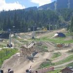 Jump Park at Whistler