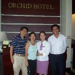 Hotel Staffs