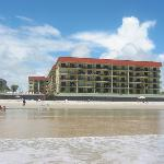 Hacienda Del Sol II From Beach